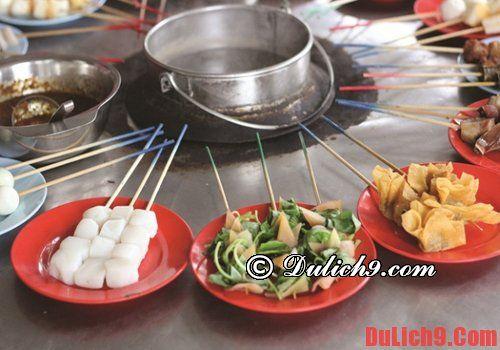 Du lịch Malaysia, ăn gì, lưu ý gì? Nên ăn gì khi du lịch Malaysia? Món ăn ngon nên thưởng thức khi du lịch Malaysia