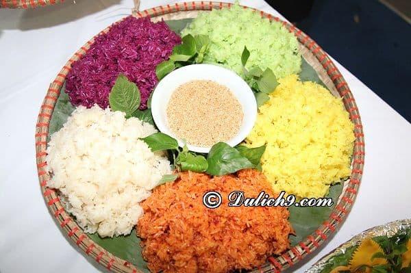 Đặc sản Mai Châu nên thưởng thức/ Ăn gì khi du lịch Mai Châu? Kinh nghiệm ăn uống khi du lịch Mai Châu