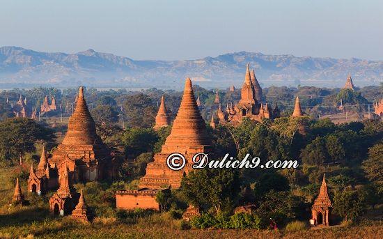 Kinh nghiệm du lịch Myanmar tự túc; Hướng dẫn lịch trình tham quan, vui chơi, ăn uống khi đi du lịch Myanmar