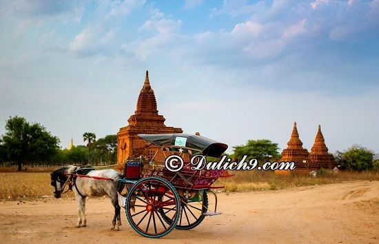 Nên du lịch Myanmar khi nào/ Thời điểm lí tưởng du lịch Myanmar