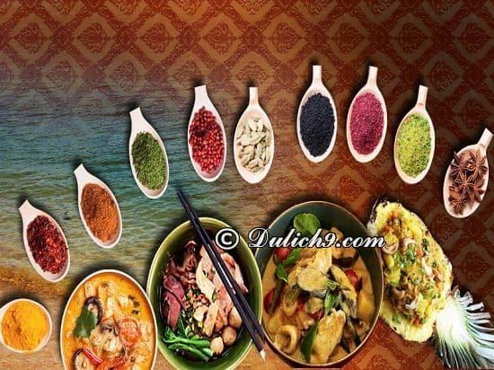 Ăn gì ngon khi du lịch Myanmar/ Thưởng thức đặc sản Myanmar
