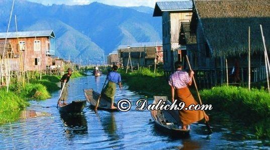 Địa điểm tham quan nổi tiếng ở Myanmar/ Đi đâu, chơi gì ở Myanmar?
