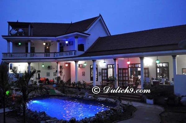 Thuê khách sạn tại Phong Nha - Kẻ Bàng/ Ở đâu khi đi Phong Nha - Kẻ Bàng