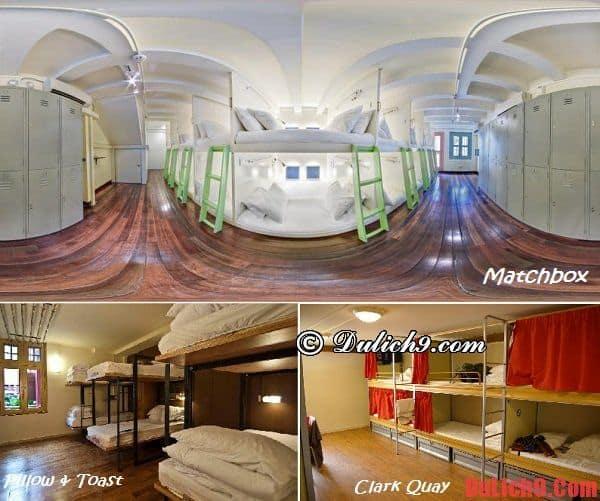 Những địa chỉ tập trung nhiều nhà nghỉ khách sạn giá rẻ ở Singapore