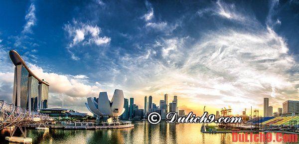 Du lịch Singapore ăn gì? ở đâu?
