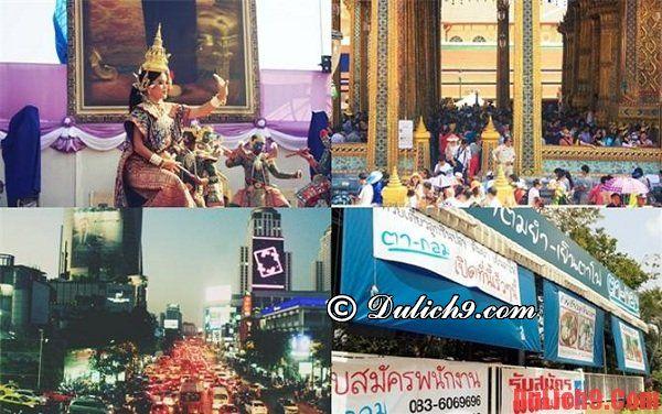 Nên du lịch Thái Lan thời điểm nào?