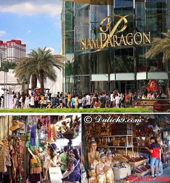 Nên mua quà gì ở Thái Lan?