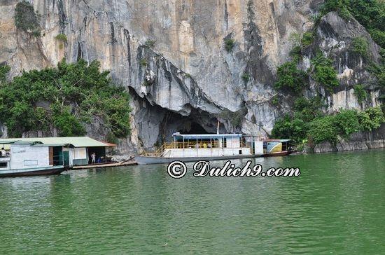 Địa điểm tham quan ở Thung Nai/ Đi đâu, chơi gì ở Thung Nai?