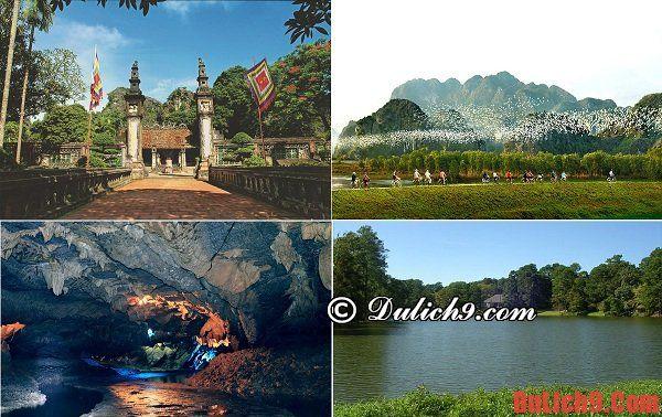 Tour du lịch Ninh Bình Từ túc trong 1 ngày với những điểm đến mới toanh