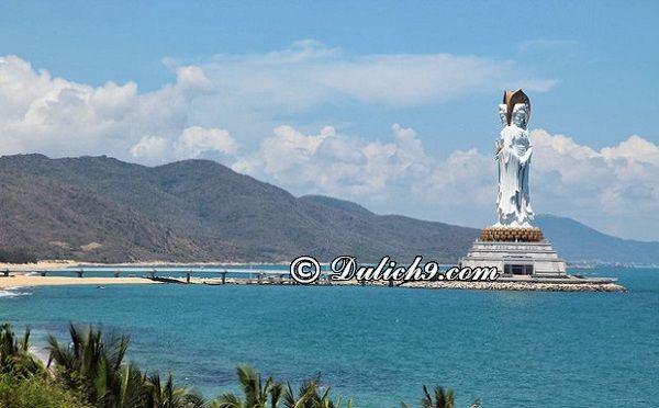 Kinh nghiệm du lịch Hải Nam