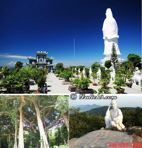 Những địa điểm khám phá và du lịch bán đảo Sơn Trà