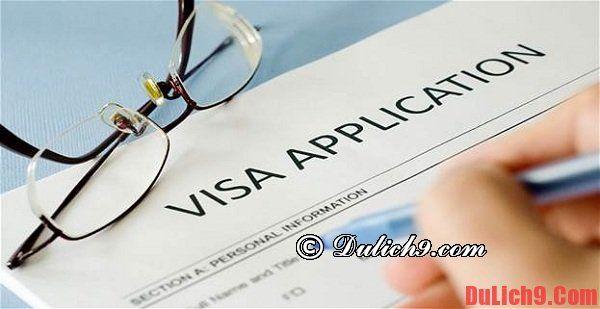 Hướng dẫn thủ tục xin visa du lịch New Zealand