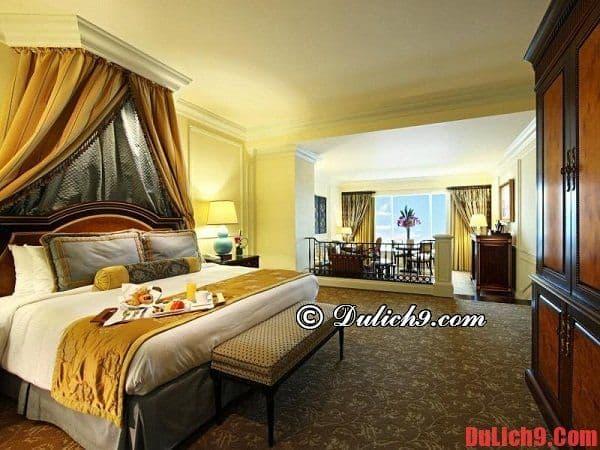 Kinh nghiệm đặt phòng khách sạn giá rẻ khi du lịch bụi Ma Cao
