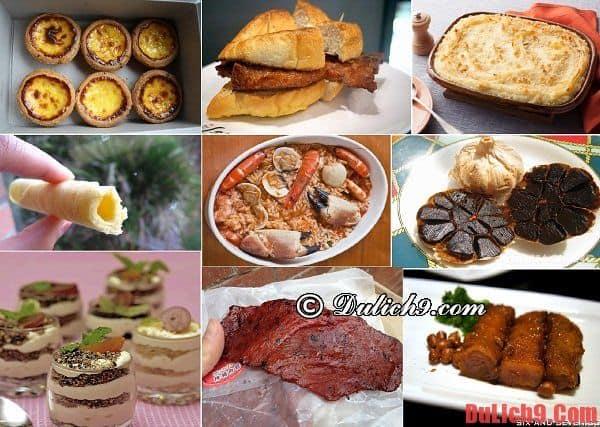 Kinh nghiệm du lịch Ma Cao thưởng thức những món ăn ngon, nKinh nghiệm du lịch Ma Cao thưởng thức những món ăn ngon, nổi tiếng Ma Caoổi tiếng Ma Cao