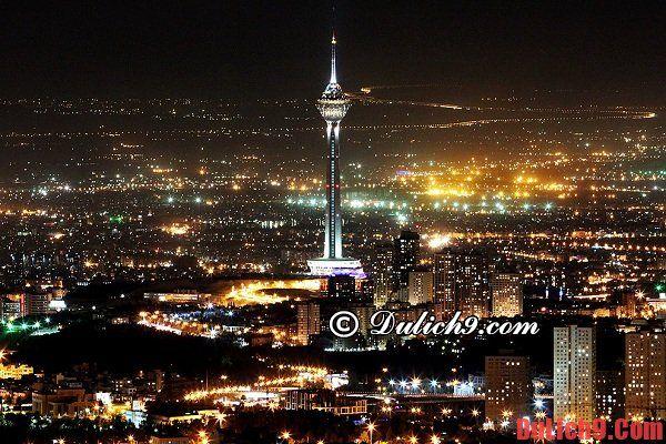 Kinh nghiệm du lịch Iran tự túc