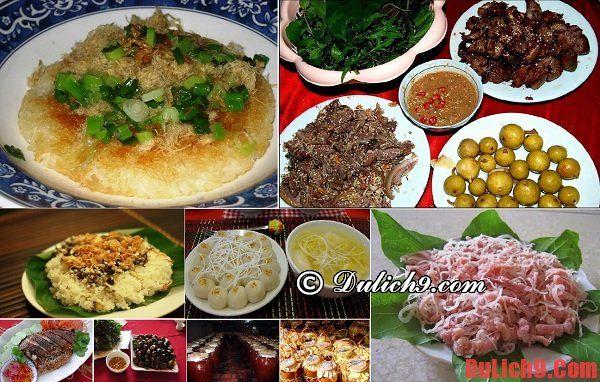 Hướng dẫn, kinh nghiệm du lịch Ninh Bình thưởng thức những đặc sản dân dã - Du lịch Ninh Bình nên ăn gì?