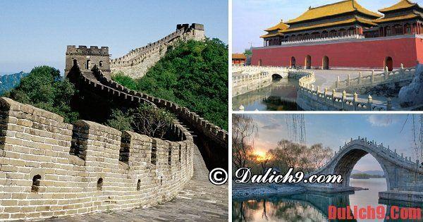 Địa danh nổi tiếng ở Bắc Kinh