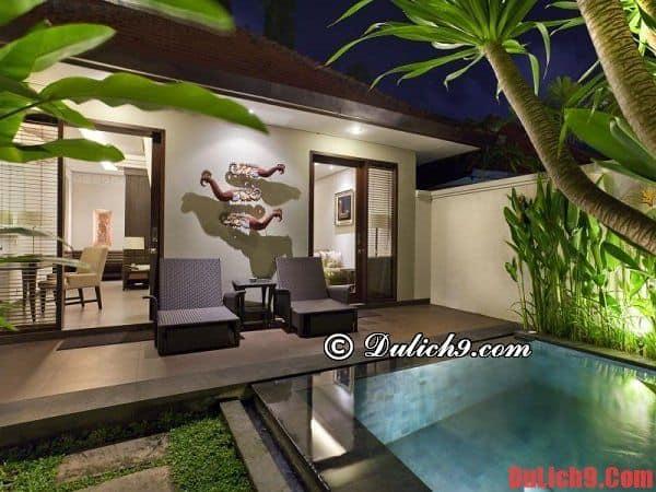 Kinh nghiệm săn phòng khách sạn khi du lịch Bali giá rẻ, tiết kiệm - Hướng dẫn du lịch đảo Bali, du lịch đảo Bali nên ở khách sạn nào?