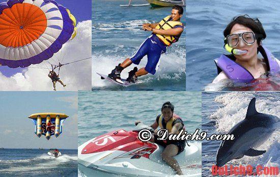Những hoạt động vui chơi hấp dẫn khi du lịch Bali trải nghiệm - Kinh nghiệm du lịch đảo Bali - Indonesia