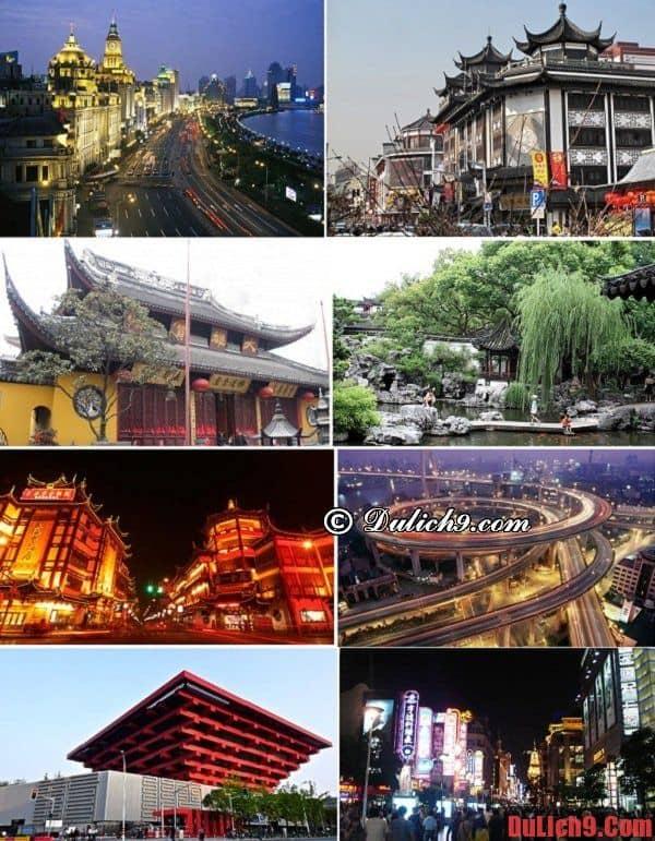 Kinh nghiệm du lịch Thượng Hải giá rẻ, tiết kiệm