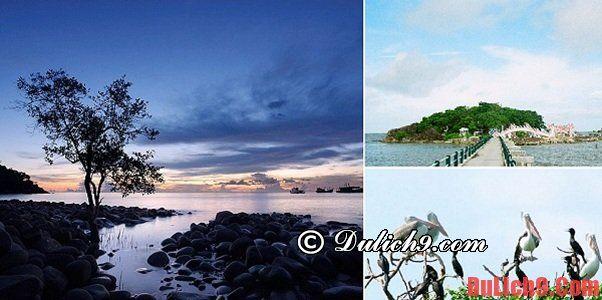 Địa điểm du lịch hấp dẫn ở Cà Mau