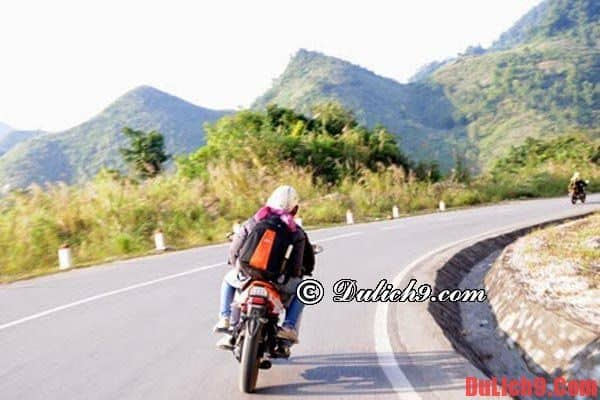 Kinh nghiệm phượt Cao Bằng tự túc bằng xe máy