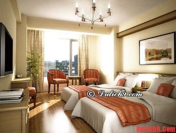 Kinh nghiệm thuê phòng khách sạn, nhà nghỉ giá rẻ, chất lượng khu du lịch Cao Bằng