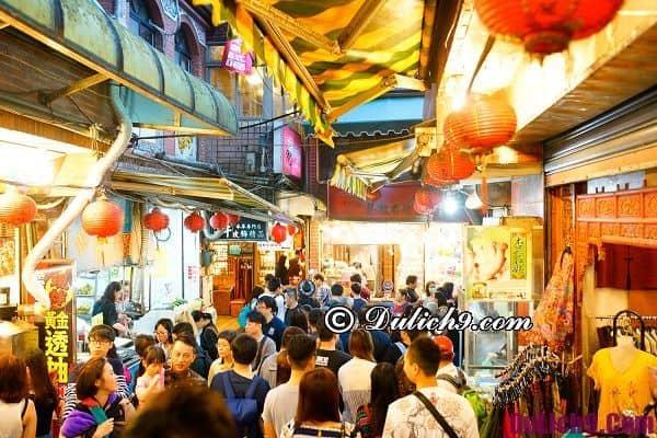 Hướng dẫn du lịch Đài Loan: Tư vấn lịch trình tham quan, vui chơi, ăn uống khi du lịch Đài Loan