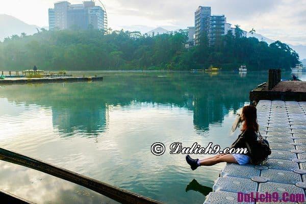 Hướng dẫn lịch trình tham quan, vui chơi khi du lịch Đài Loan: Danh lam cảnh đẹp nổi tiếng ở Đài Loan