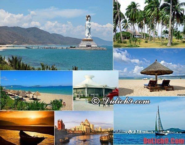 Kinh nghiệm du lịch Hải Nam giá rẻ, tiết kiệm
