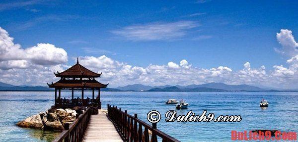 Kinh nghiệm du lịch đảo Hải Nam, Trung Quốc
