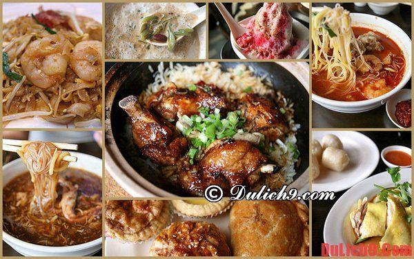 Món ăn nổi tiếng ở Indonesia