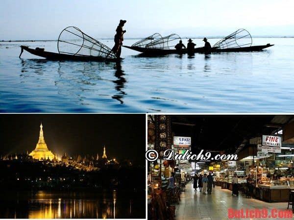 Du lịch Myanmar những địa điểm nổi tiếng