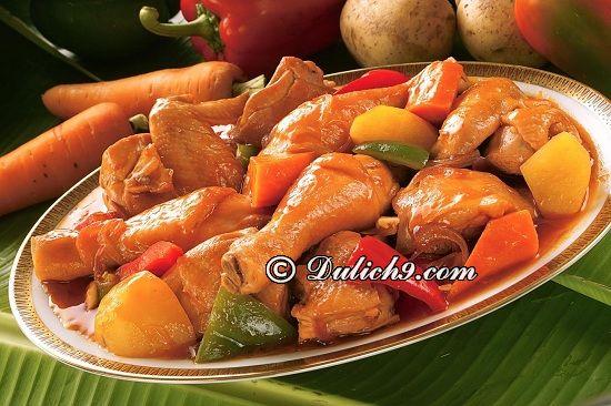 Du lịch Philippines nên ăn gì, ở đâu ngon nhất? Kinh nghiệm ăn uống khi đi du lịch Philippines