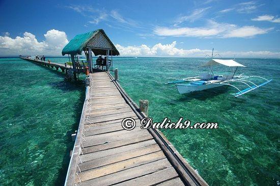 Những địa điểm du lịch nổi tiếng ở Philippines: Hướng dẫn du lịch Philippines tự túc, giá rẻ