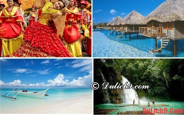 Những địa điểm du lịch nổi tiếng ở Philippines