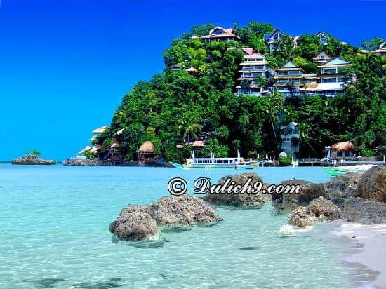 Những địa điểm du lịch nổi tiếng ở Philippines: Kinh nghiệm du lịch Philippines tự túc, giá rẻ