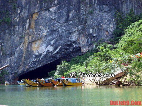 Kinh nghiệm du lịch Phong Nha - Kẻ Bàng