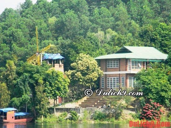 Thuê nhà nghỉ, khách sạn tại Thung Nai