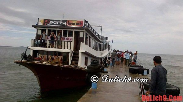 Kinh nghiệm du lịch đảo Koh Rong Samloem tự túc, tiết kiệm: Chơi gì khi du lịch đảo Koh Rong Samloem, Campuchia?