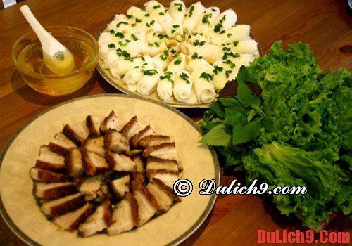 Món ăn dân dã ở Cần Thơ: Đặc sản truyền thống nổi tiếng ở Cần Thơ - Du lịch Cần Thơ nên ăn gì?