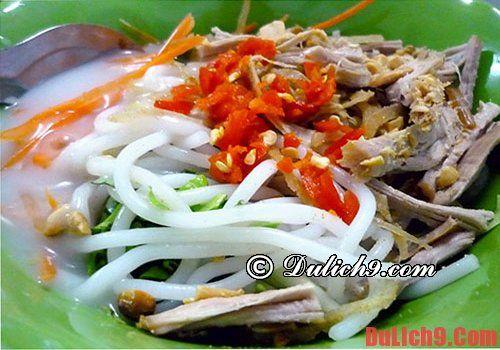 Ẩm thực du lịch Cần Thơ - Món ăn đặc sản ngon, nổi tiếng ở Cần Thơ