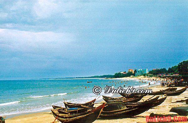 Nên du lịch bãi biển nào ở miền Trung?