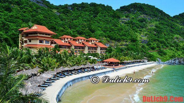 Bãi biển Quan Lạn - Quảng Ninh - Bãi biển đẹp gần Hà Nội