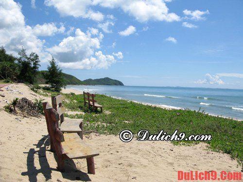 Bãi biển Quan Lạn - Quảng Ninh