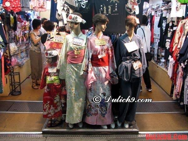 Mua gì, mua ở đâu ở Nhật Bản là rẻ và đảm bảo?