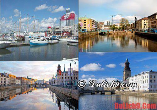 Điểm đến hấp dẫn khi du lịch Thụy Điển