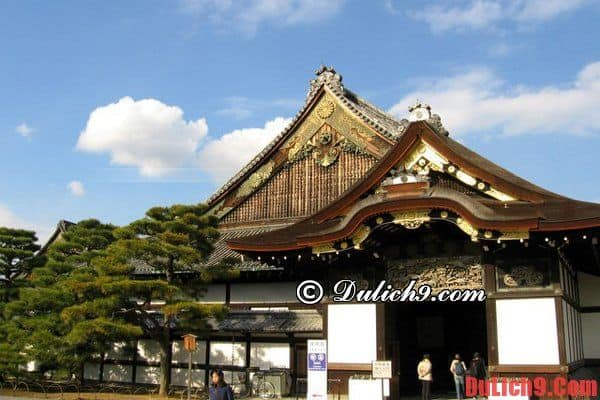 Hướng dẫn cách di chuyển tới những địa điểm đẹp nhất ở Kyoto?