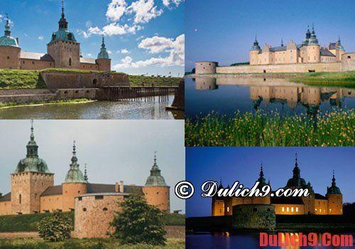 Điểm đến lịch sử khi du lịch Thụy Điển