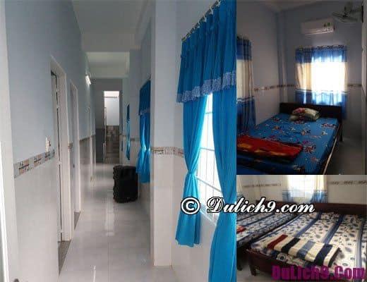 Khách snaj, nhà nghỉ giá rẻ, đẹp, sạch, gần ở Nam Du, Kiên Giang